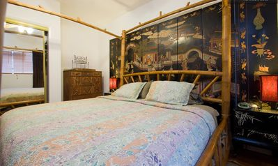 Come back home to Pillowtop KIng Size Organic Bed for sweet dreams