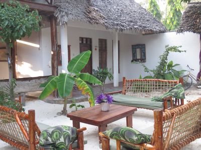 2 Schlafzimmer pension in Nungwi