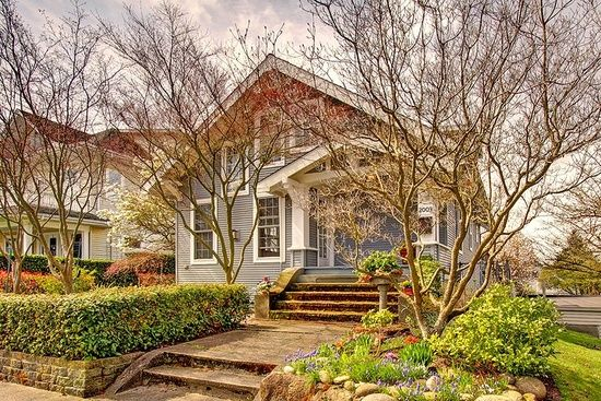 Queen Ann Slaapkamer : Huis in East Queen Anne, Puget Sound 6 personen ...
