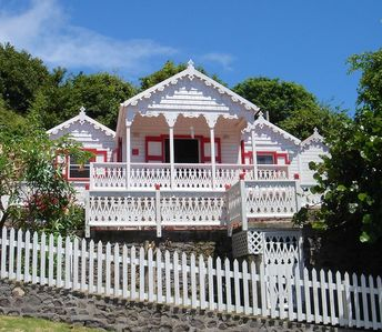 image for Beautiful Gingerbread Cottage - Spectacular View & Pool