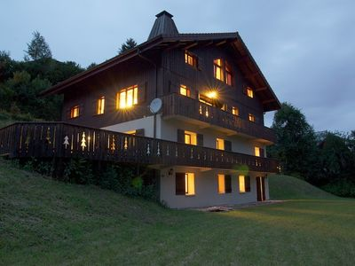 House, 500 square meters