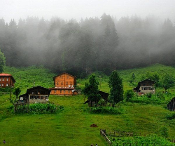 2+1, For 8 People, In Rize-Camlıhemsin