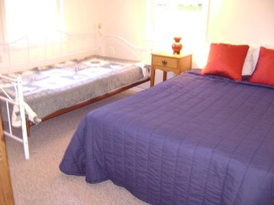Sister Lakes cottage rental - Bed Room 3