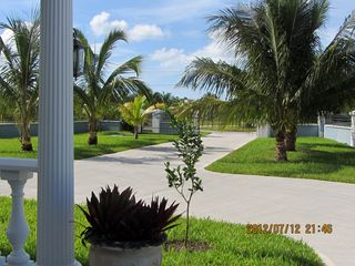 Grand Bahama Island villa photo - Entrance to Villa