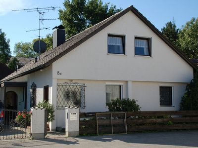 3 room apartment, 20 minutes to city centre of Munich