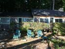 From lakeshore - Moultonborough cabin vacation rental photo