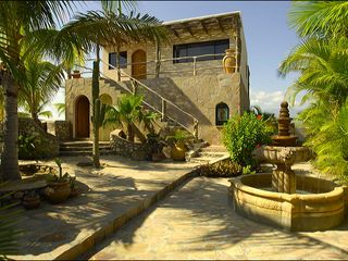 Los Barriles house photo - Casa Verde's Guest House has a 360 Degree View of Sea & Desert