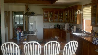 Sugarloaf Key house rental - Kitchen from DR