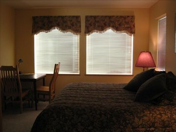 View Windows in Master Bedroom