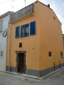 """""""La Petite Huitre"""" – charming Marseillan holiday house with rooftop terrace"""