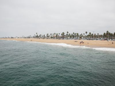 Newport Beach which is 75 yards from your front door