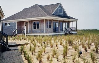 Truro house photo - The Beach House