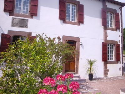 house in St Jean Pied de Port - 110 m2 duplex - 6 people