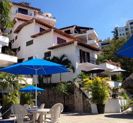 Puerto Vallarta condo photo - From the Pool Deck