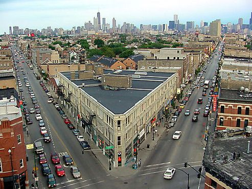 Bucktown / Wicker Park 2 Bedroom Condo with City Skyline Views