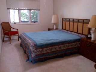 Brigantine townhome photo - A First Floor Bedroom