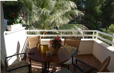 Comfortable & peaceful holiday apartment, 150 m from the idyllic Cala Gat beach