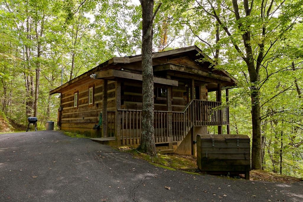 Honeymoon Cabin Very Secluded Jacuzzi No Vrbo