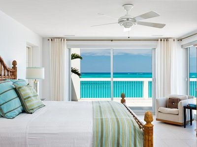 Providenciales - Provo condo rental - Guest Bedroom with Views