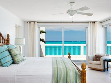 Guest Bedroom with Views