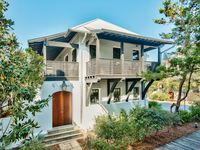 6 houses to the Beach. Impeccably Decorated BIRDHOUSE, Rosemary 3 Bed/Slps 8