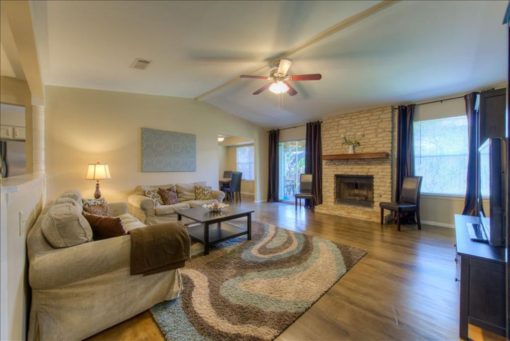 4 Bedroom North Austin