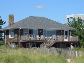 Point Pleasant Beach house photo - From the beach