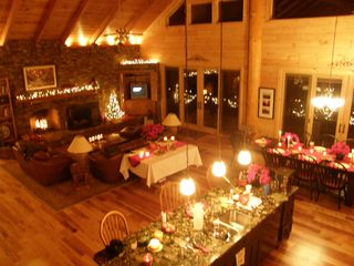 Clayton cabin photo - Christmas at Mountain Creek Lodge