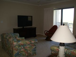 Kingston Plantation condo photo - Living Room