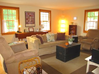 Vineyard Haven house photo - Living room
