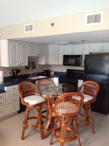 Windy Hill condo rental - Kitchen/Dining