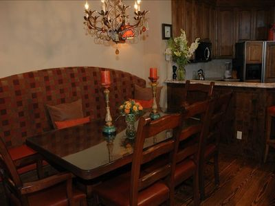 Dining room - Recently remodeled!
