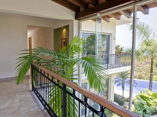 Puerto Vallarta villa photo - The second floor landing as you leave the elevator.