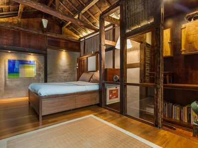 Modern Stay in a Historic Architecture