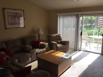Beautiful 2 Bedroom Desert Falls Condo in Great Location!