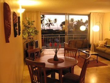 Kihei condo rental - You will have wonderful ocean view here!