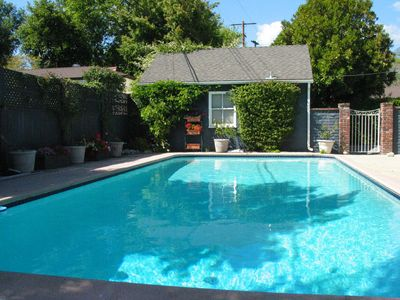 Pasadena house rental - Pool