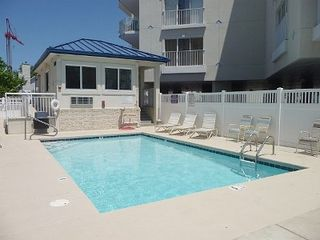Bahia Vista I Ocean City condo photo - Pool