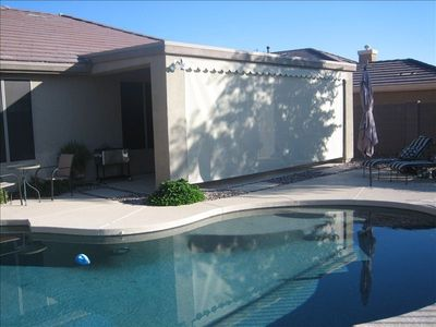 Beautiful Home on Golf Course - Gated Entry - Private Pool -  Personal Golf Cart