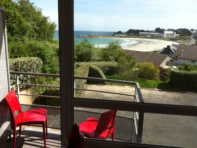 appt, trévou, sea view, 2 to 6 people, Perros-Guirec, 22