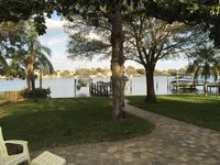 (New Listing) Gorgeous Waterfront Property w/ Access To Gulf And Tarpon Springs