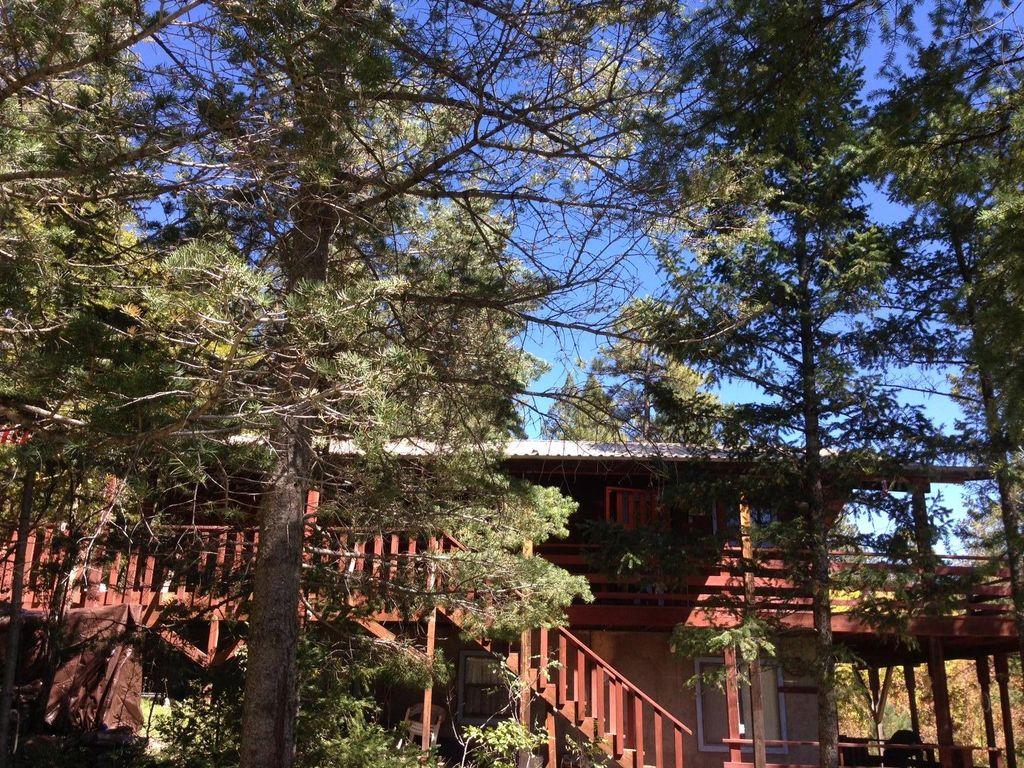 Magnificent View Secluded Yet In Cloudcroft Vrbo