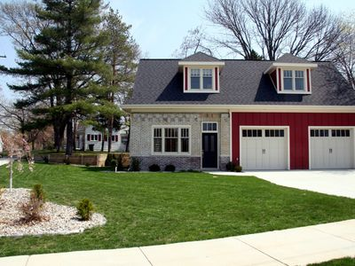 Muskegon house rental - Home Exterior