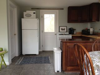 Gayhead - Aquinnah cottage photo - Entrance/ Kitchen Area.