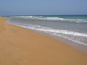 Beautiful beaches of Calblanque