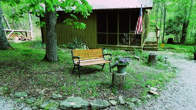 Cozy Cabin in Clifftops (VRBO #478732)  family and pet friendly (taxes included)