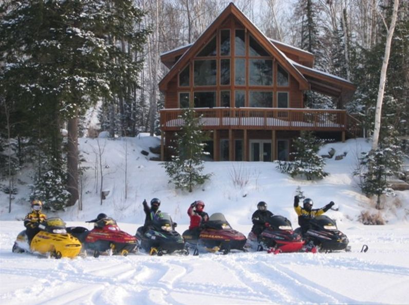 upper peninsula michigan holiday cabin the dickerson