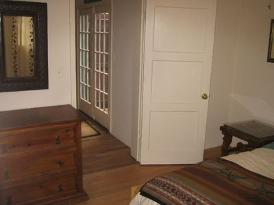 Santa Fe cottage rental - From upstairs bedroom
