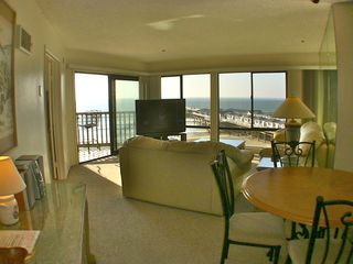 San Diego condo photo - VIEW FROM INSIDE CONDO