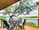 Deck - Welcome to Spicewood! This lakefront condo is professionally managed by TurnKey Vacation Rentals.